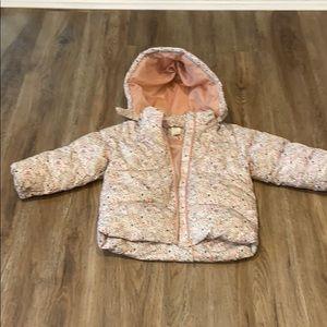 H&M toddler 18-24 months girl coat